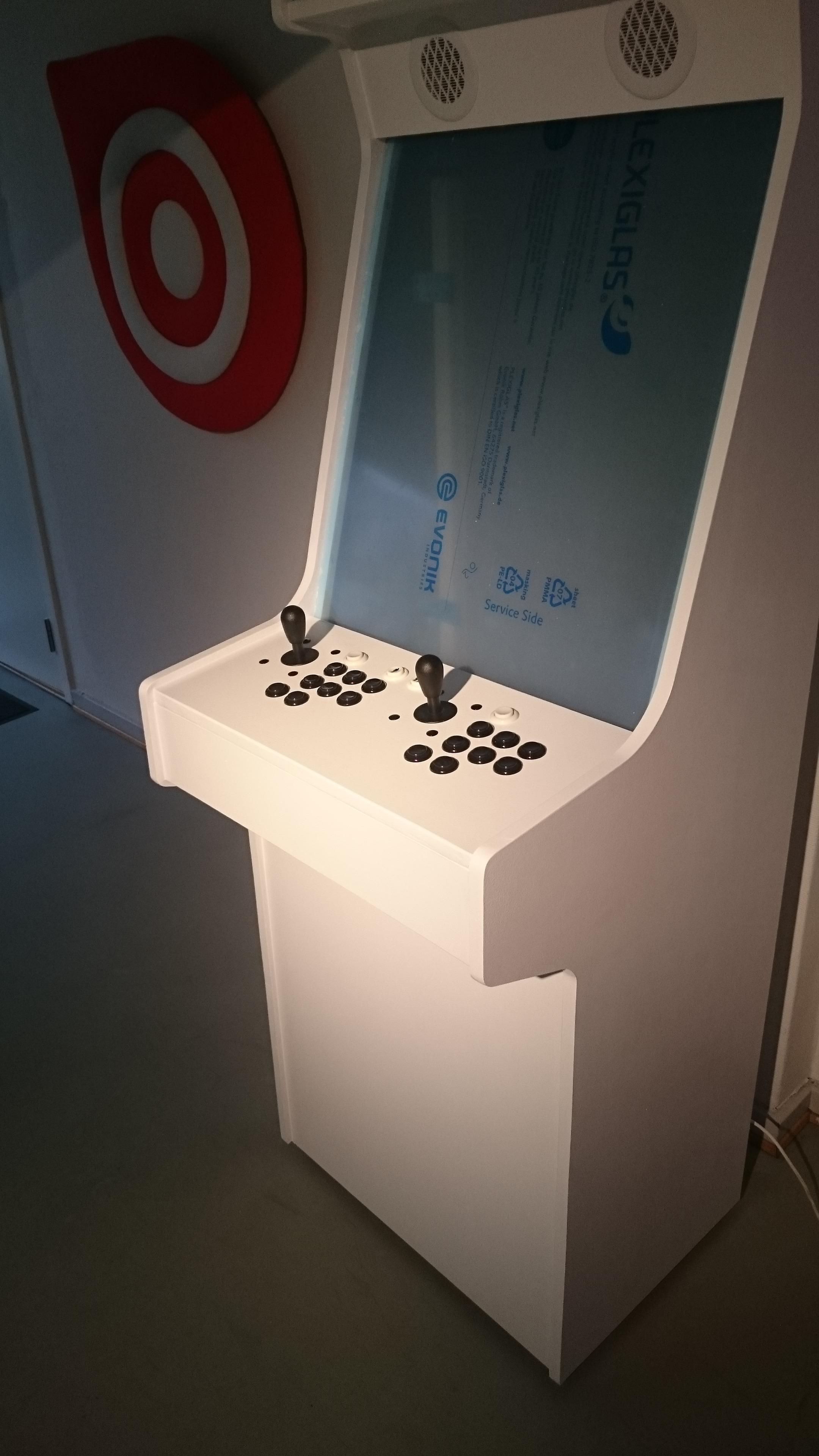 Picture of Joysticks and Buttons