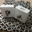 3D Print captured nuts without pausing your print.