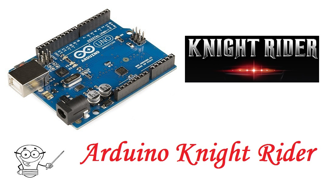 Picture of Arduino Knight Rider Led