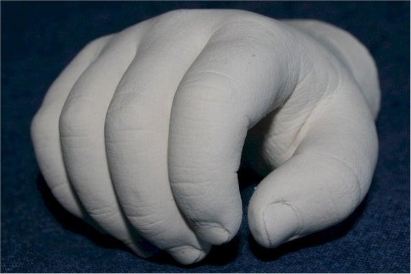 Lifecasting - Hands