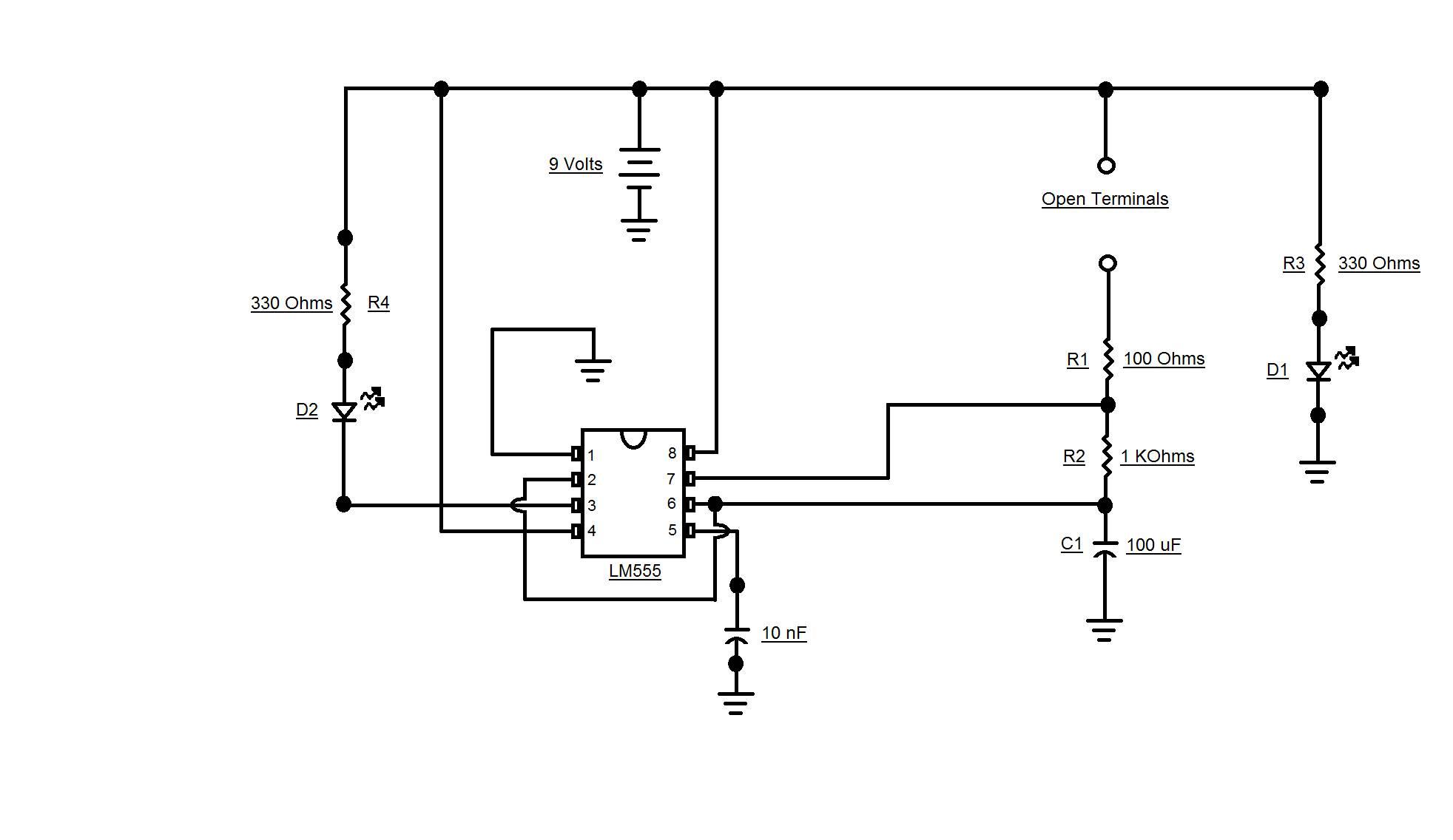 Picture of Diagram Circuit