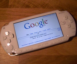 How to Get Internet on the PSP When the Access Point Is Locked!!!