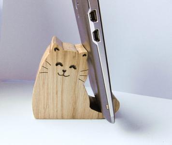 Katten Telefoonstandaard