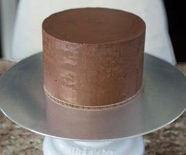 Ganaching A Cake