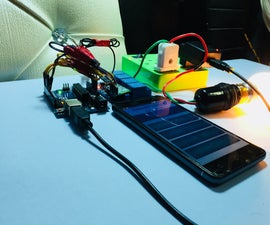 Home Automation System Using Arduino and HC-05 Bluetooth Module