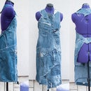 Jeans Apron Recycle