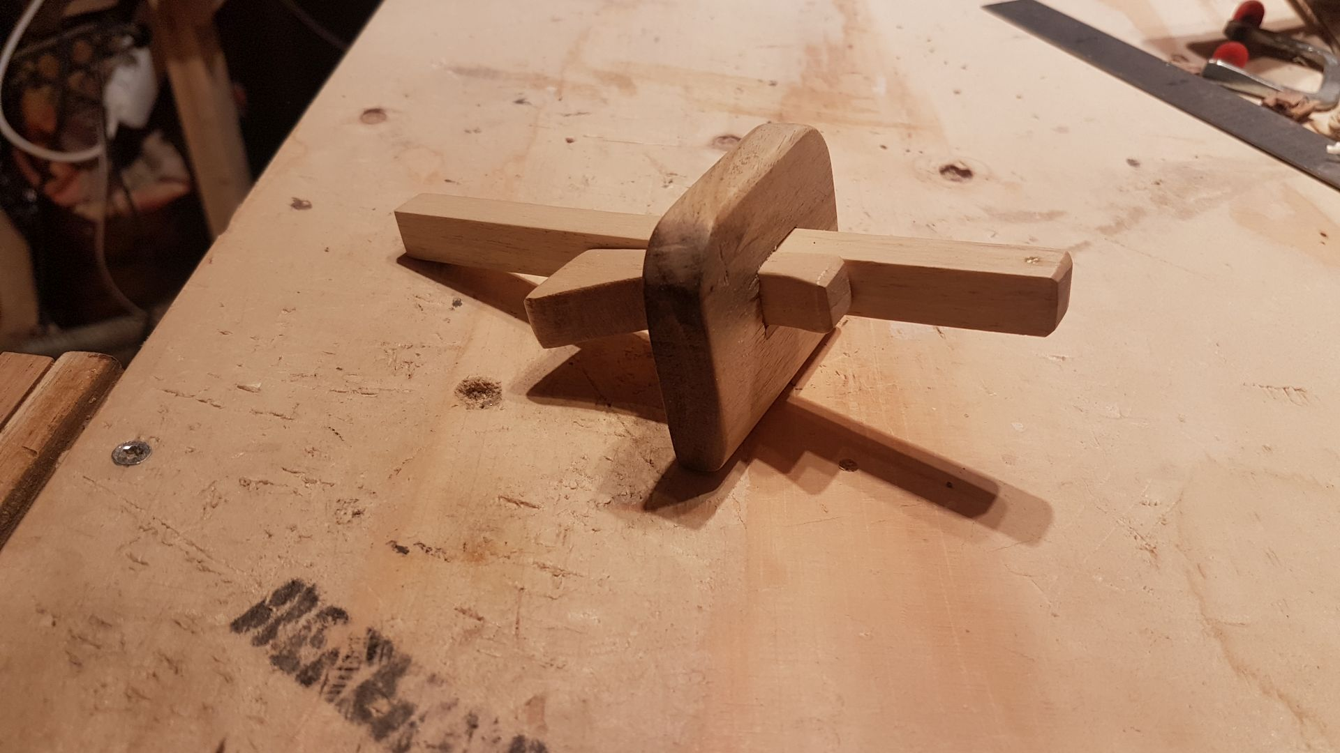 Picture of Woodworking Marking Gauge Kebiki Inspired