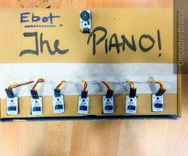 EBot8 IR Piano