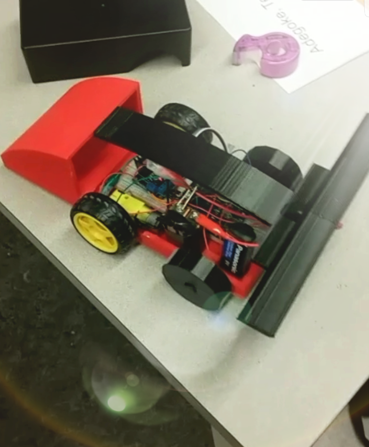 Picture of Remote Controlled Kart