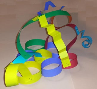 """Un-Lame"" the Paper Chain - 1st Grade Tinkering - Week 2"