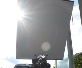 Hardware Store Solar Eclipse Viewer