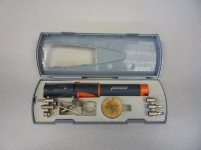 Last But Not Least, the Soldering Iron