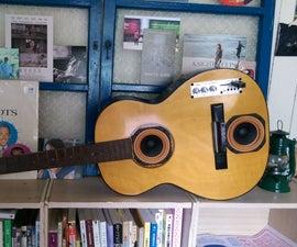 DIY guitar speaker
