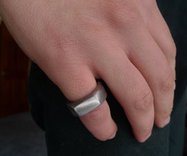 How to Make a Ring From a Nut in 30 Minutes