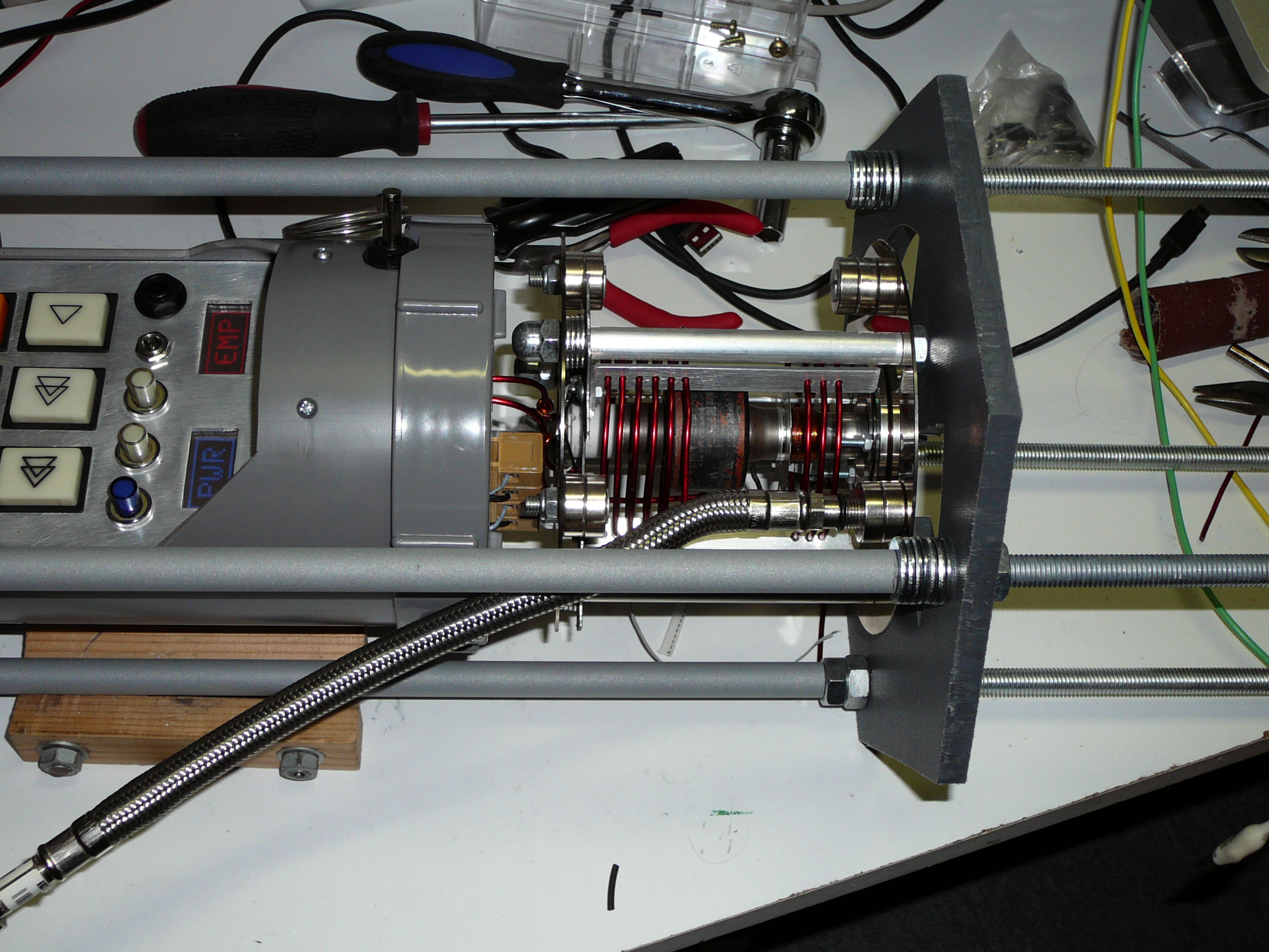 Picture of Merge of All the Components...