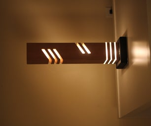 Modern Decorative Table Light