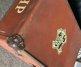 Harry Potter Suitcase Trunk