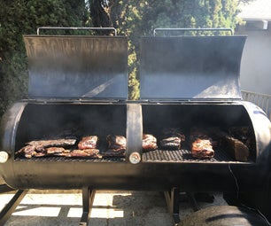 Build a Professional Barbecue Smoker