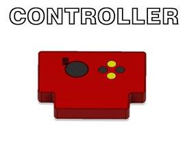 3D Printed Arduino Controller