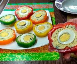How To Cook Amazing PEPPEREGGS
