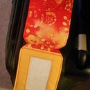 Luxe Luggage Tag