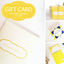 Gift Card Wrapping Ideas (with Free Printables)