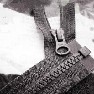 Adding the Zipper