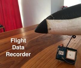 RC Flight Data Recorder/Black Box