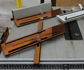Make Featherboard With Laser Cutter