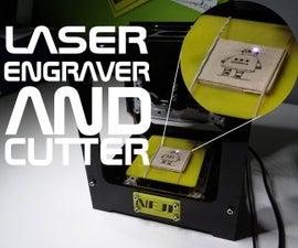 Laser engraver/cutter