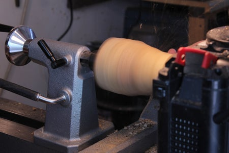 Prepare and Mount the Blank to Your Lathe