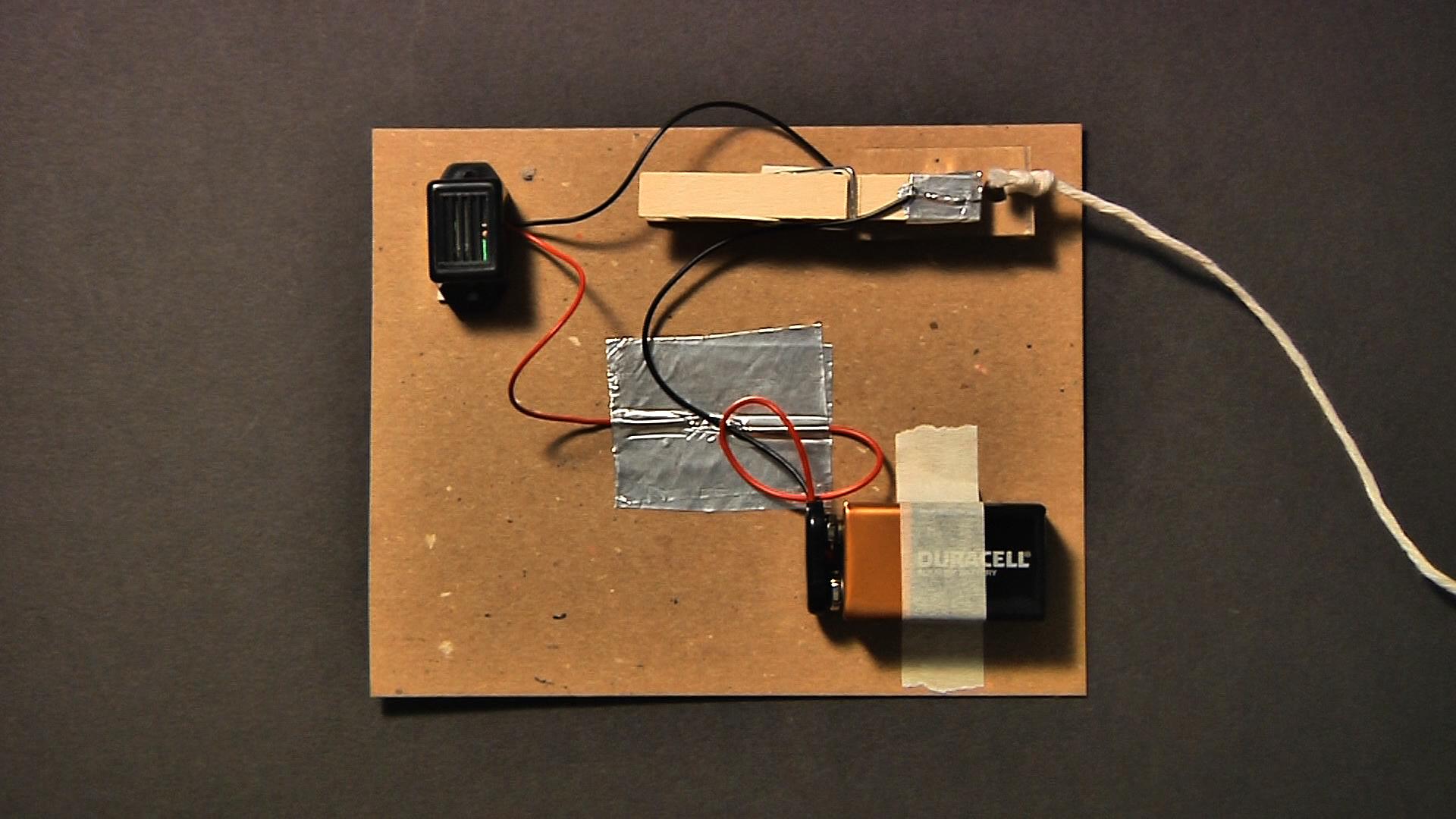 Science Museum Intruder Alarm Build An Alarm You Can Fit To Your Bedroom Door