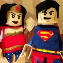 LEGO Superman & LEGO Wonder Woman