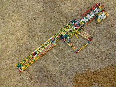 K'NEX Gun: Slinghammer (R1)