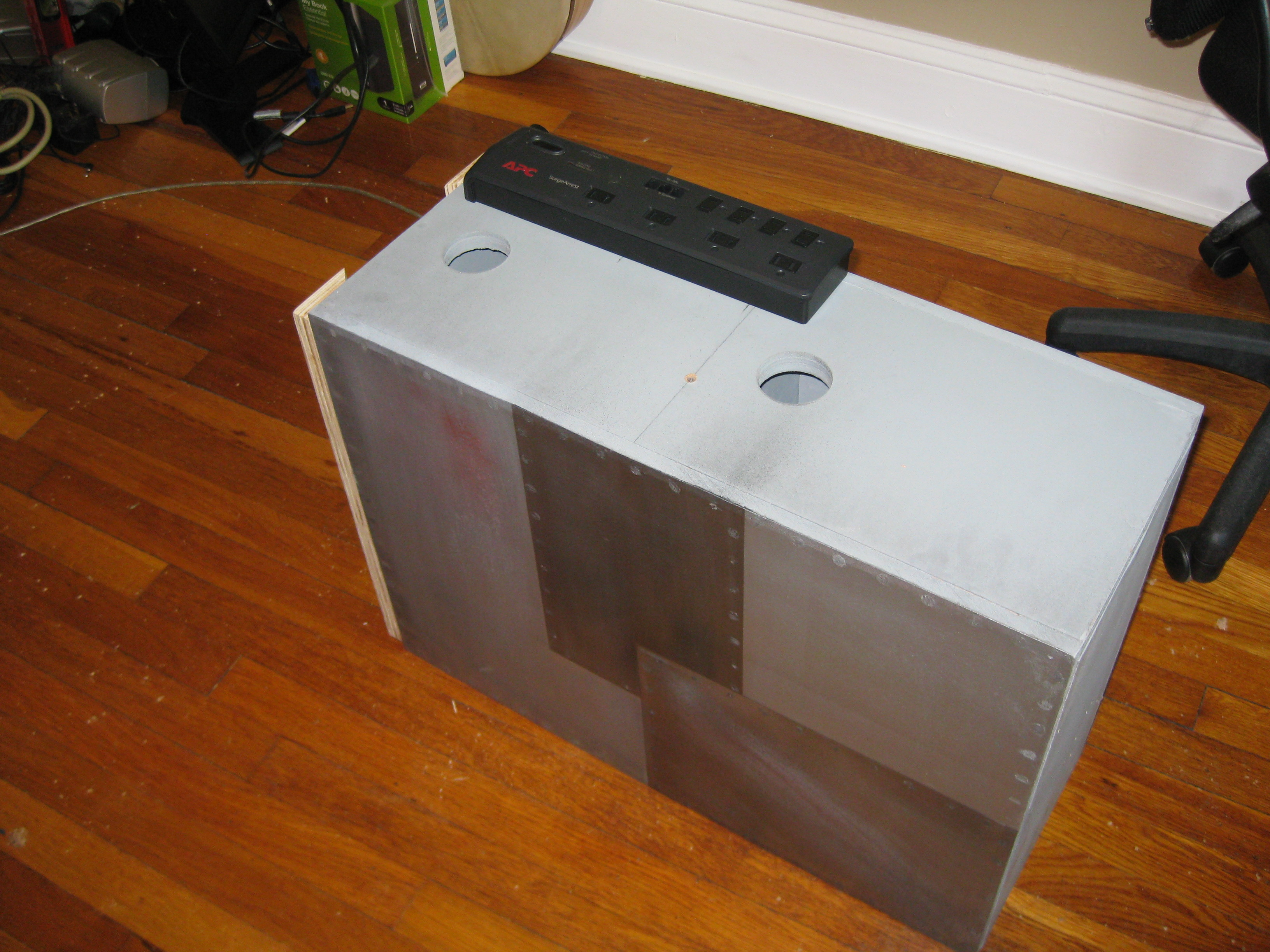 Picture of Component Box Suspension