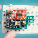 ESP8266 Programmer and Tester Shield (My Own Dev Board)