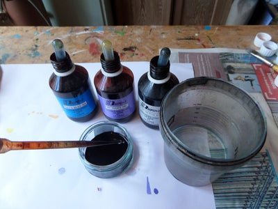 Applying the Darker Background Colour