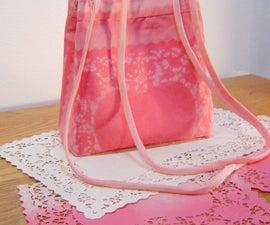 Lace Doily Bag