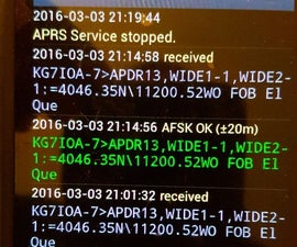 APRS and the UV-5R
