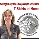 Amazingly Easy Screen Printing T-Shirts at Home with StencilPro