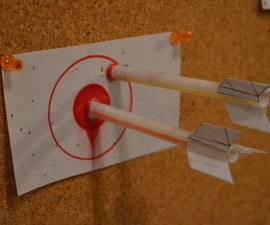 How to Make Throwing Darts