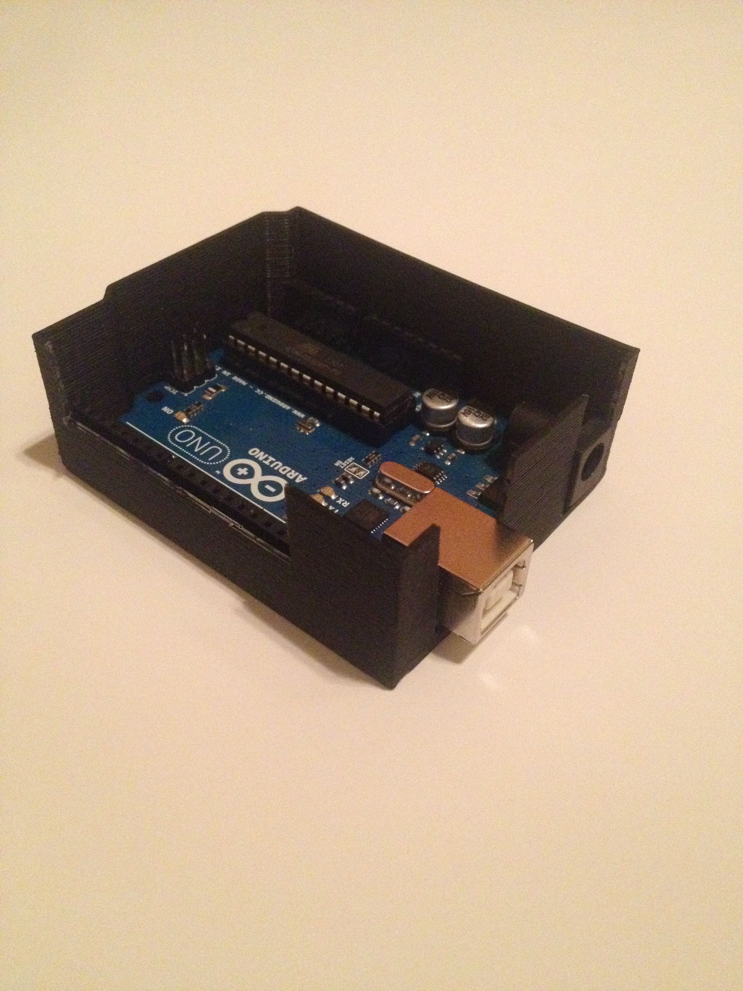 Picture of Arduino Mounting