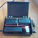 14 amp hour / 140 watt hour lithium ion battery