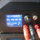 Sinewave and Cosinewave Signal Generator