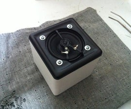 Portable Phone Speaker (LM380)