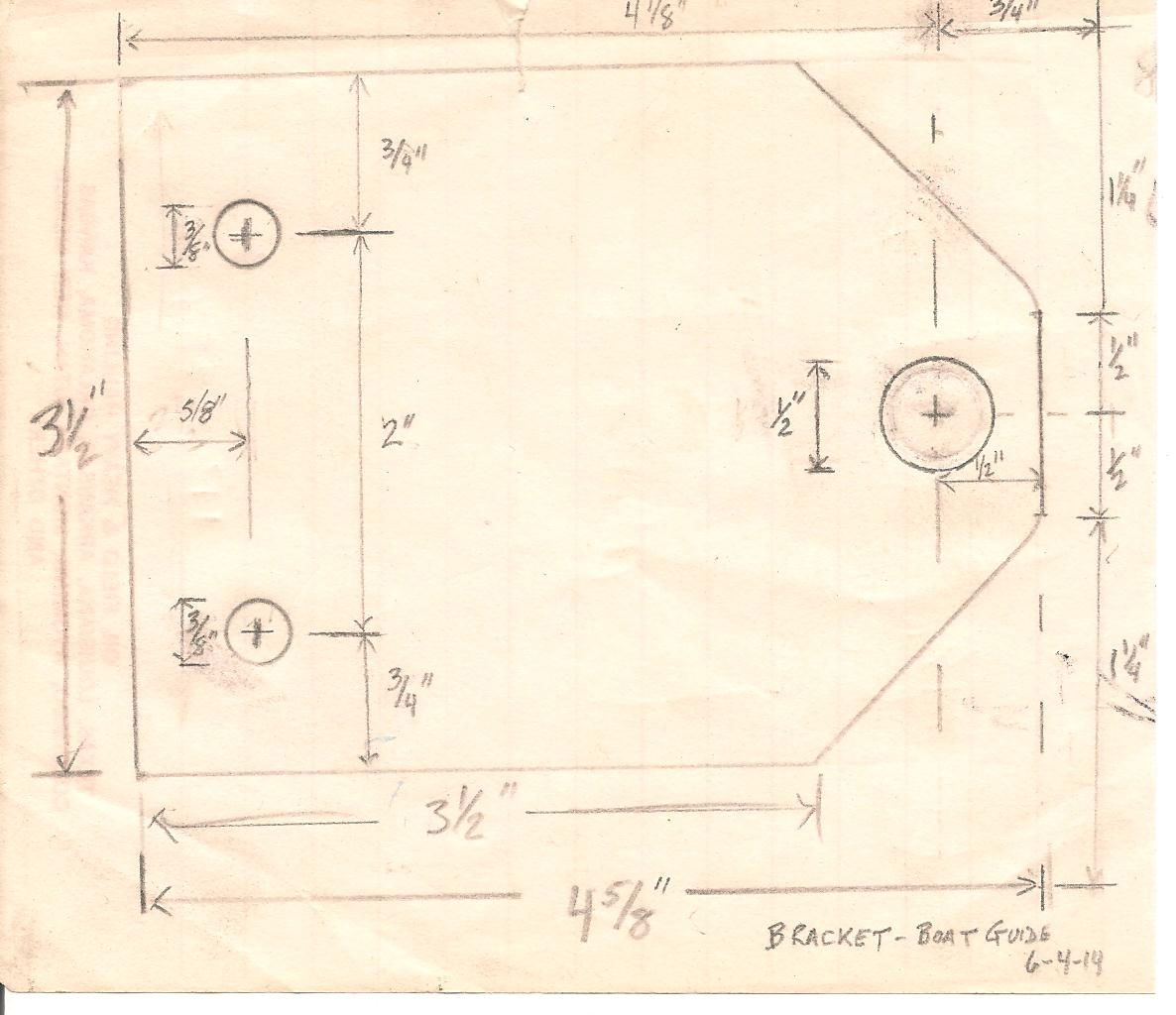 Picture of Designing the Bracket Extension