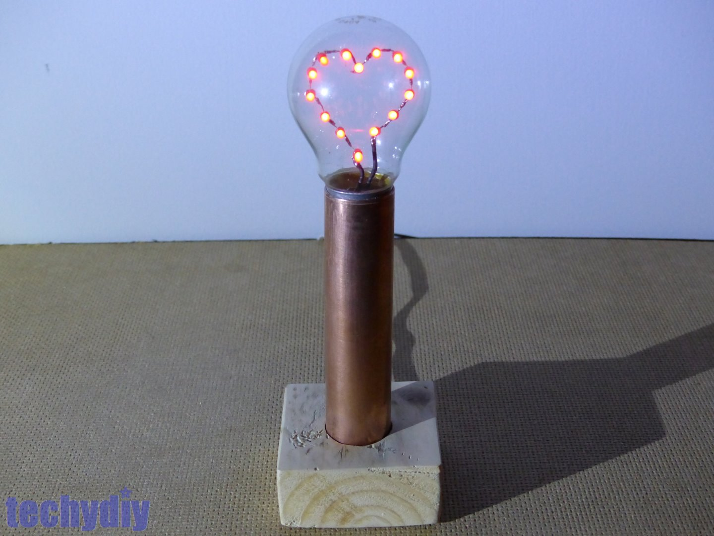Picture of Test the Lamp