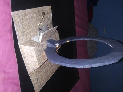 Mounting the Ring on the Base.