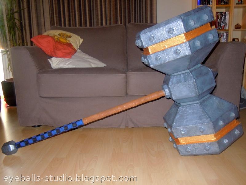 Picture of Gigantic Dwarven Hammer
