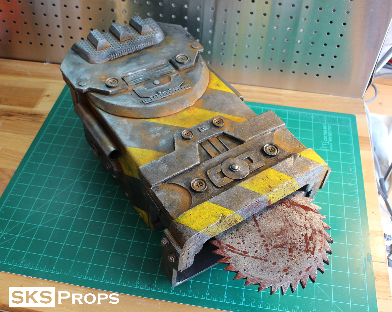 Picture of Painting and Weathering Details